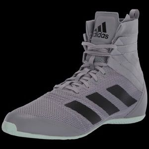 Mens Adidas EG1033 Speedex 18 Grey Boxing Boots